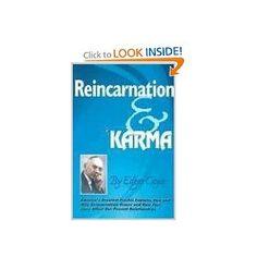 Reincarnation & Karma (Edgar Cayce Series): Edgar Cayce