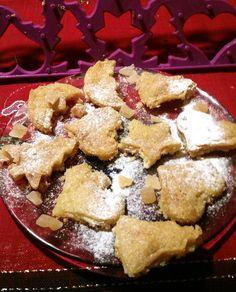Cookies natalizi burrosi allo zenzero