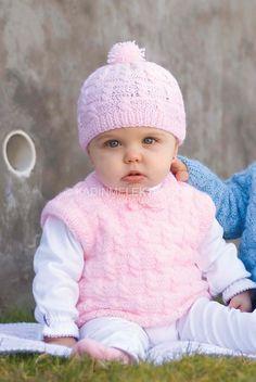 Örgü Bebek Süveter Modelleri, Desenleri - En Güzel Örgü Örnekleri