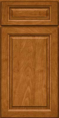 Kraftmaid montclair maple ginger with sable glaze 15 in x for Kraftmaid closet systems