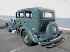 1933 desoto sedan | Barrett-Jackson Lot #1403 - 1933 DESOTO 4 DOOR SEDAN
