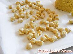 Gnocchi con fiocchi di patate ricetta base   Blog Profumi Sapori & Fantasia
