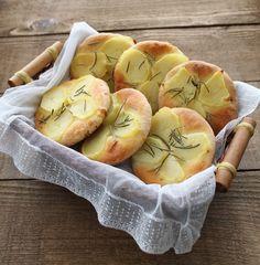 Galettes de pain et pommes de terre sans gluten
