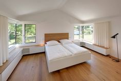 Schlafraum (von Möhring Architekten)