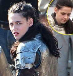 Awesome Warrior ponytail