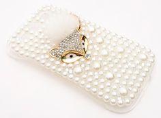 smartphonecase of DDPOP [Pearl fox]