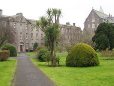 Maynooth University Campus.  have had Ireland on my mind all week.  need to go back.