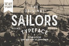 Sailors • New Update!! by Try&Error Studio on @creativemarket