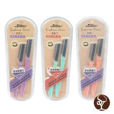 #EyebrowRazor CP.AAA-XMD.A0835 Eyebrow Razor, Brush Sets, Eyebrows, Eyes, Face, Gifts, Beauty, Eye Brows, Presents