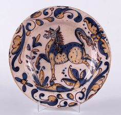 Talavera,ca 1625-1650 Spain