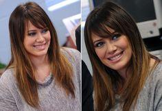 Vanessa Hudgens e Hilary Duff de cabelo novo! - SOS Cabelos - CAPRICHO