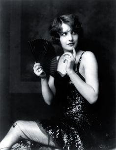 1920's Ziegfeld Girl - Barbra Stanwyck