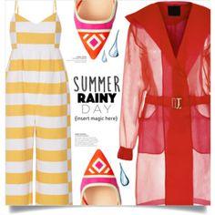 Splish Splash: Rainy Day Style