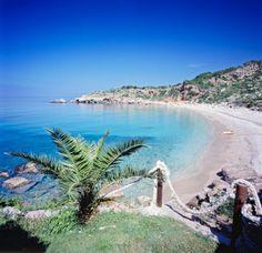 Drobni Pijesak Beach, Montenegro