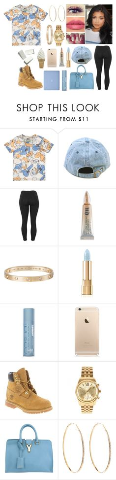 """""""Untitled #797"""" by lovelyxox ❤ liked on Polyvore featuring Urban Decay, Cartier, NARS Cosmetics, Dolce&Gabbana, Timberland, Michael Kors, Yves Saint Laurent and Lana"""