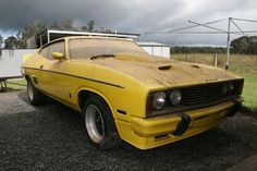 By Jeff Lavery We've featured a few unique muscle cars out of Australia over the last few weeks, and we're not done yet! This is reportedly a 1978 Ford XC Falcon 500 GS Hardtop that. Australian Muscle Cars, Aussie Muscle Cars, Dodge Trucks, Dually Trucks, Truck Drivers, Thing 1, Ford Fairlane, Mustang Cars, Pontiac Gto