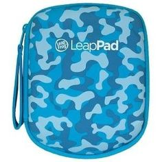 PURCHASED!!!**** LeapFrog LeapPad Carrying Case, Blue Camouflage:Amazon:Toys & Games