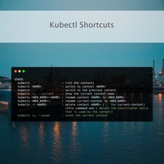 If you work in CLI often enough you know how helpful it is to have shortcuts to both save time and key strokes. kubectx is a utility to manage and quickly switch between kubectl contexts