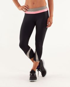 Lululemon Run:Inspire Crop II - The best running crops EVER!!!