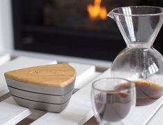 Pre-Order: Rafino Coffee Sieve  Maximizing the flavor of your #coffeebeans! #coffeetimes