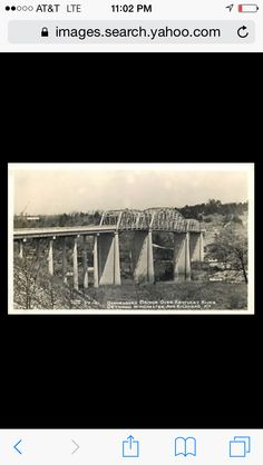 The old bridge over Ky River - Winchester into Richmond
