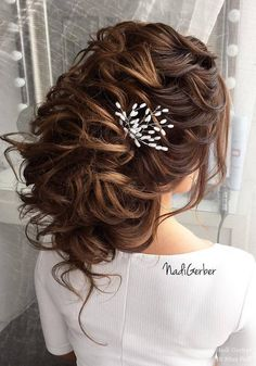 100 Wedding Hairstyles from Nadi Gerber You'll Want To Steal | Hi Miss Puff - Part 6