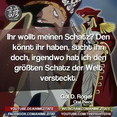#GolDRoger #OnePiece #AnimeZitate