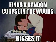 Hilarious Snow White Jokes/Memes only True Disney Fans will Understand