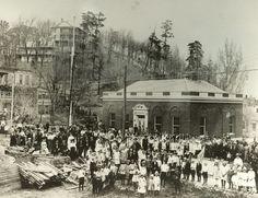 Eureka Springs | Eureka Springs Post Office 1918