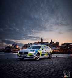 #Volvo V90 soon to serve Swedish police | Car News | Auto123