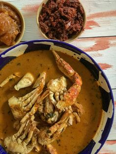 One of my favorite food, while I was in Sri Lanka last year, was the Sri Lankan Crab Curry and here is a recipe that I got from a local while I was there. Spicy and full of flavor it is turning out to be the favorite way to eat crabs in our household. Calamari Recipes, Crab Recipes, Indian Food Recipes, Recipies, Sri Lankan Curry, My Favorite Food, Favorite Recipes, Sri Lankan Recipes, Kerala Food