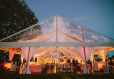 Seriously jaw-dropping ways to light your wedding reception