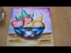 Kids Art Project - Still Life Drawing