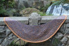 Ravelry: Dungeness Shawl pattern by Samantha Kirby