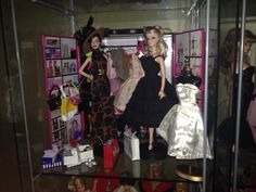 Shopping Spree Diorama