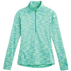 25c13ec8ab6ff Under Armour Women s Tech 1 4 Zip Top ( 45) ❤ liked on Polyvore