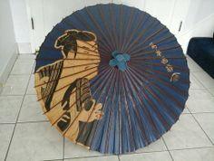 Parasol Number 2 - Kabuki Style