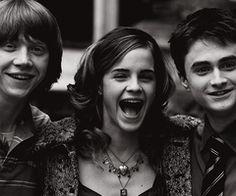 göra Ron och Hermione dating i halvblods prinsen
