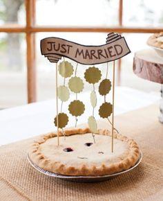 Wedding pie | Photo by Lace/Hanky | Minnesota Bride Magazine