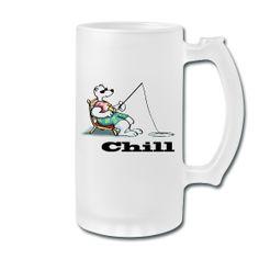 Chil Bear Beer Mug.
