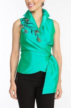 Marisa Baratelli, Thai Silk, Gowns, Blouses, Jackets