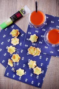 Crackers au wasabi Crackers, Petites, Au, Pancakes, Law, Eat, Sweet Treats, Home, Cooking Recipes