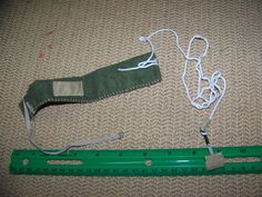1:6 Scale BBI WWII Paratrooper Rifle Bag