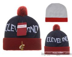 NBA Cleveland Cavaliers Beanies Knit Hats Caps Navy Blue Wine Warm Winter Caps