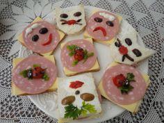 Ανοιχτά σάντουιτς για τα γενέθλια της εγγονούλας μου!  http://magdax.blogspot.gr/
