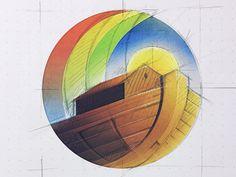 Ark sketch
