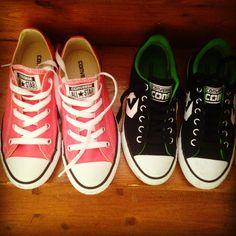Yummy Mummy Fashion & Lifestyle : New Shoes . Yummy Mummy, Converse All Star, Chuck Taylor Sneakers, Summer Shoes, New Shoes, The Selection, Lifestyle, Fashion, Moda