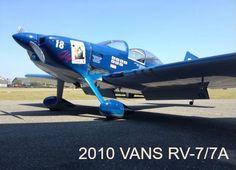 #FeaturedListing 2010 VANS RV-7/7A available at trade-a-plane.com.