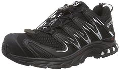 new styles 5584d 2c140 Salomon Women s XA Pro W Trail Running Shoe, Black Black White, B US  The  iconic, proven adventure shoe offers an incredible fit, improved durability  and a ...