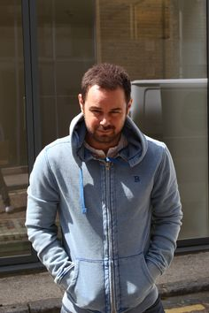 Danny Dyer spotted in one of our hoods!